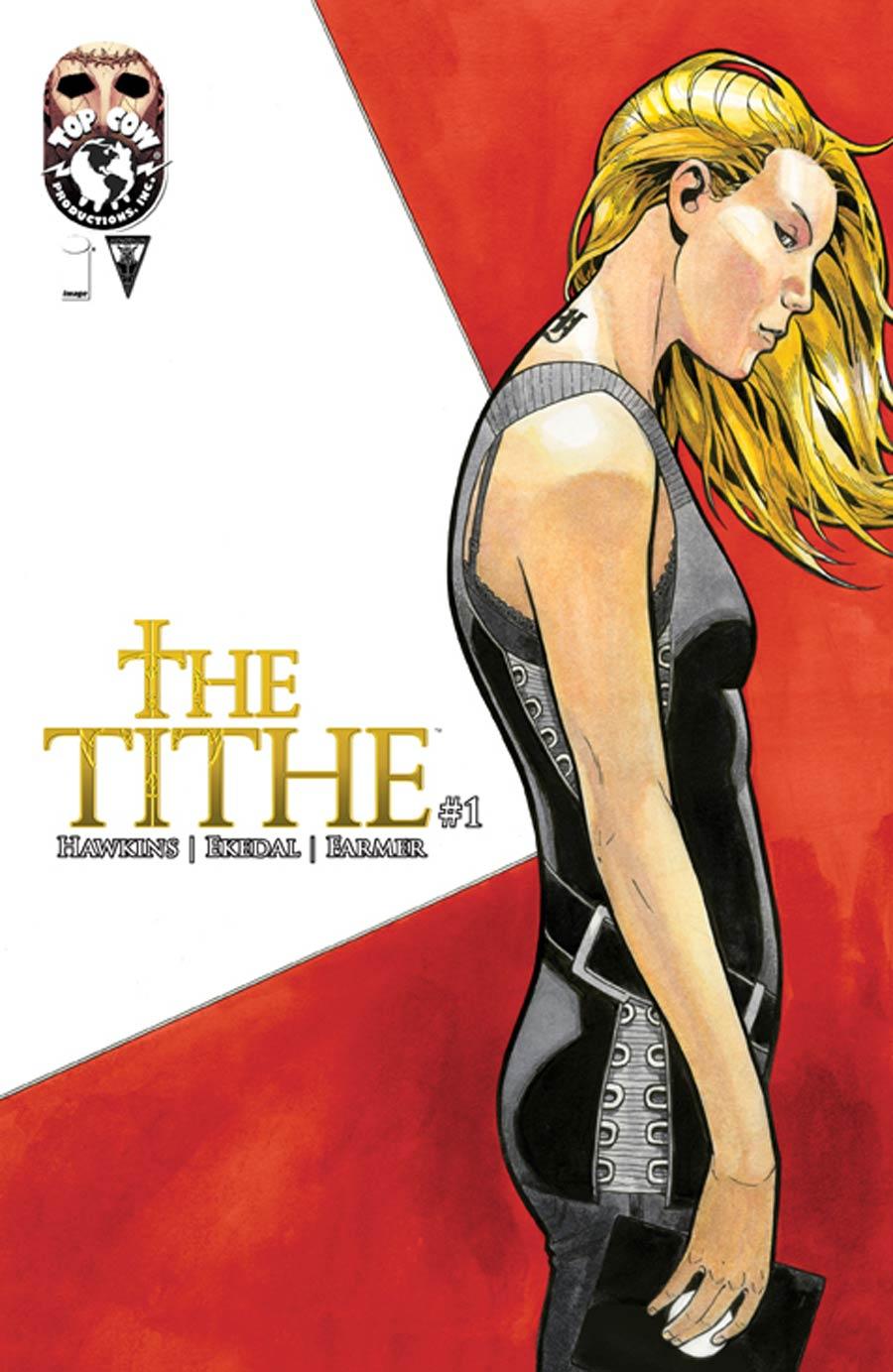 Tithe #1 Cover B Variant Rahsan Ekedal Cover