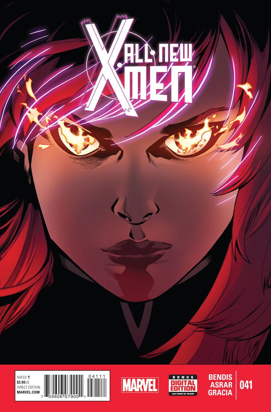 All-New X-Men #41 Cover A Regular Mahmud Asrar Cover