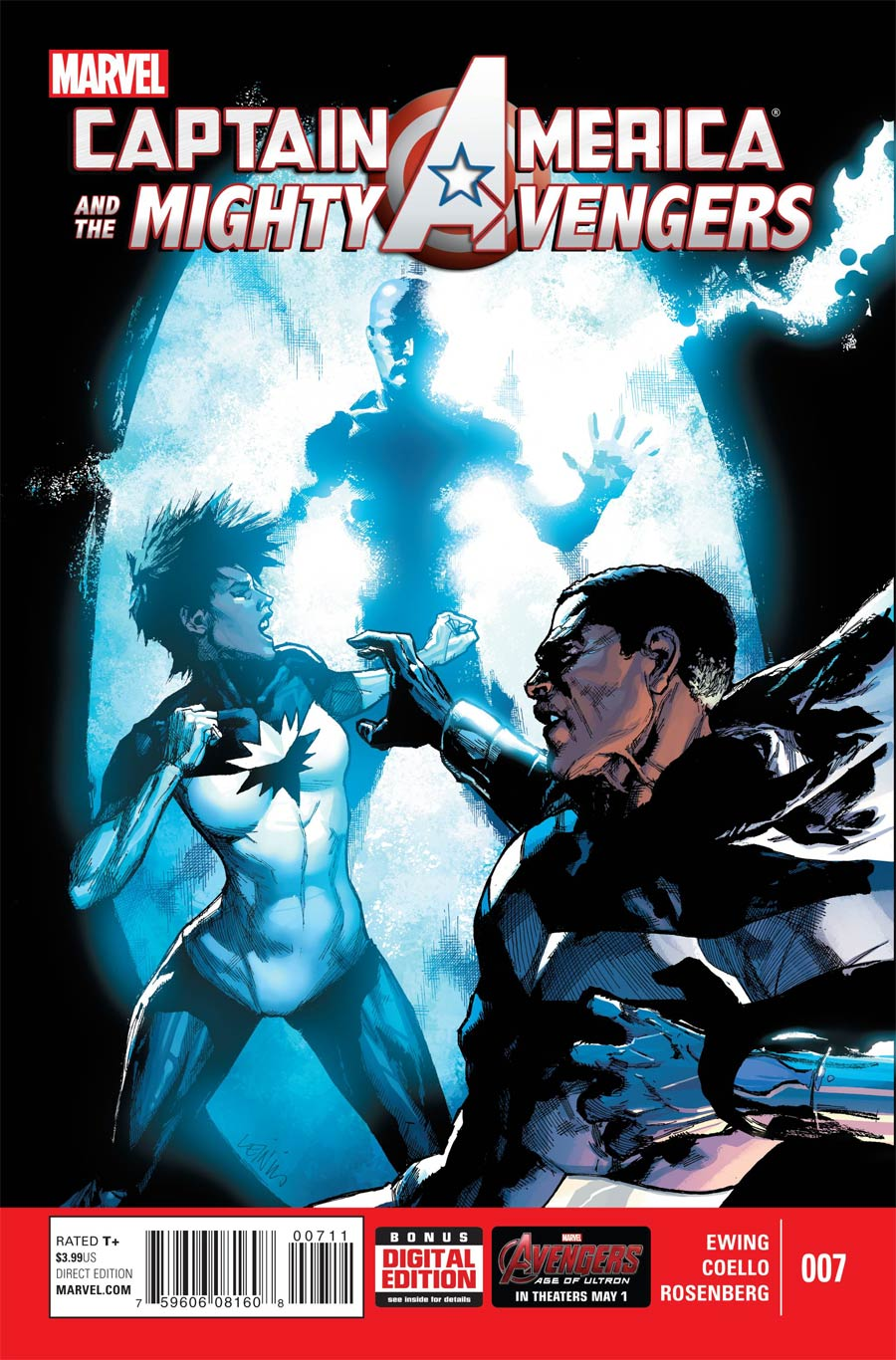 Captain America And The Mighty Avengers #7