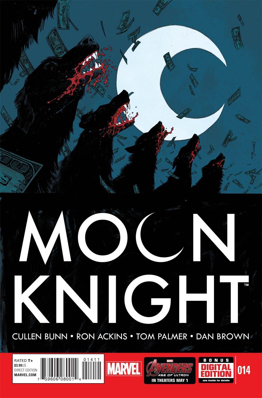 Moon Knight Vol 7 #14