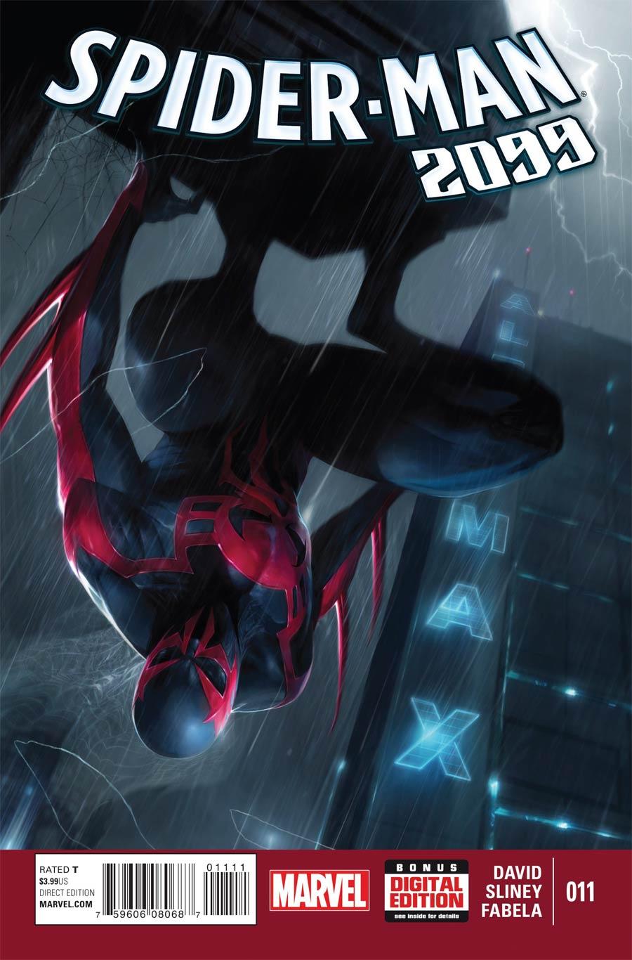 Spider-Man 2099 Vol 2 #11