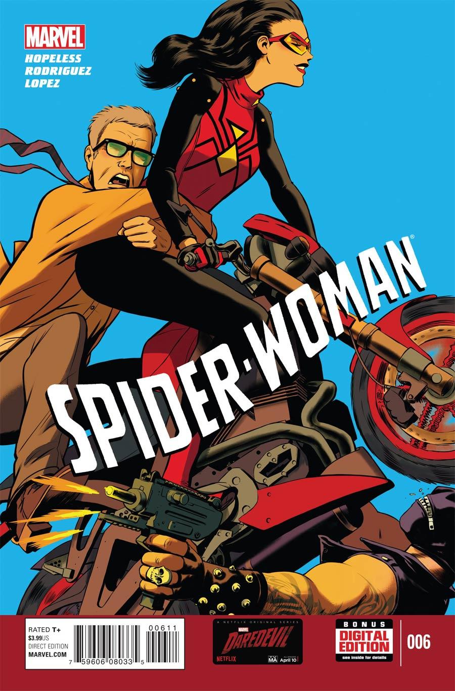 Spider-Woman Vol 5 #6
