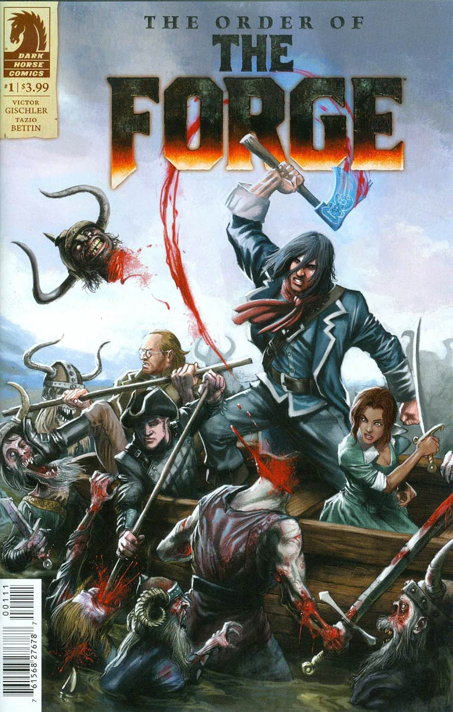 Order Of The Forge #1