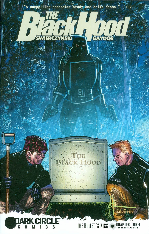 Black Hood Vol 3 #3 Cover C Variant Howard Chaykin Cover