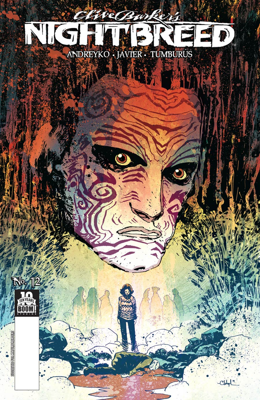 Clive Barkers Nightbreed Vol 2 #12