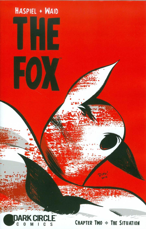 Fox Vol 2 #2 Cover A Regular Dean Haspiel Cover