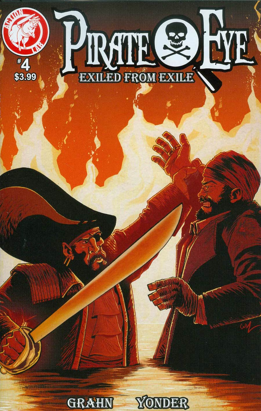 Pirate Eye Exiled From Exile #4