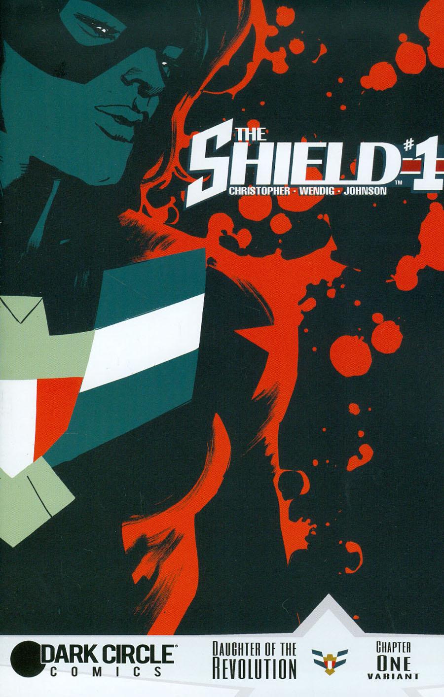 Shield Vol 3 #1 Cover D Variant Rafael Albuquerque Cover