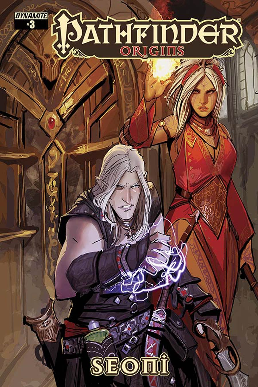 Pathfinder Origins #3 Cover A Regular Stjepan Sejic Cover