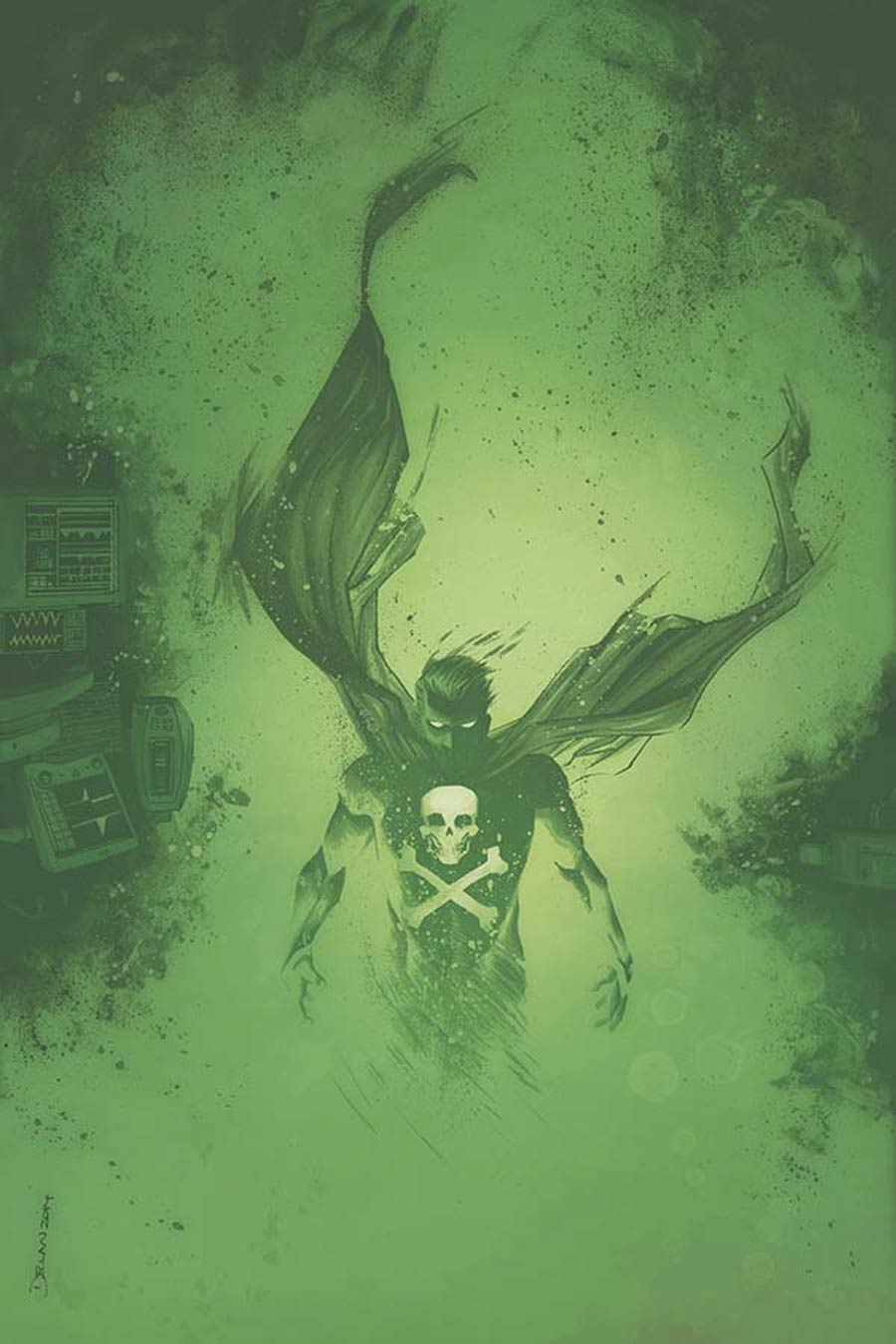 Project Superpowers Blackcross #2 Cover H Rare Declan Shalvey Virgin Cover