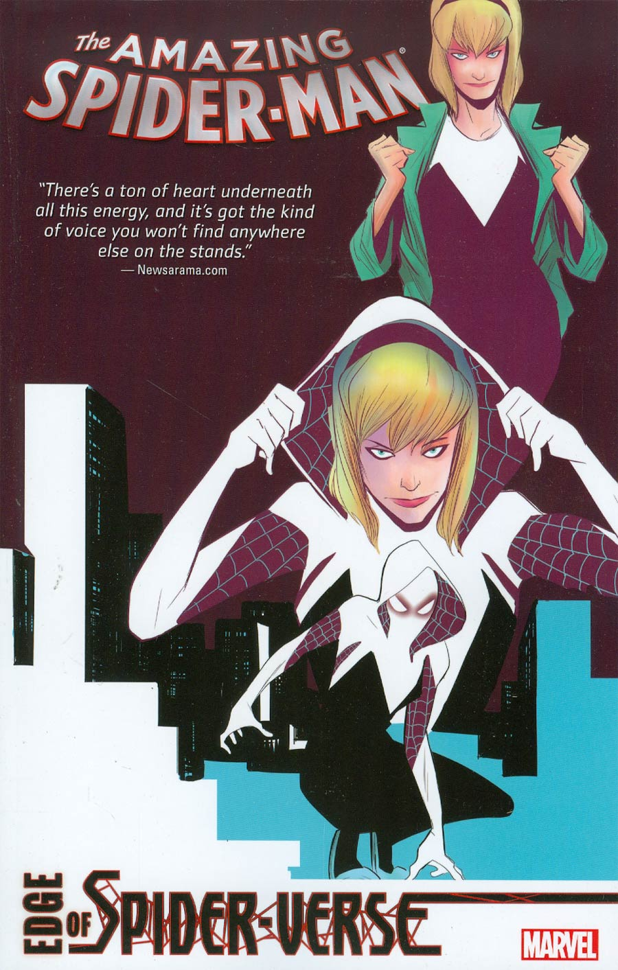 Amazing Spider-Man Edge Of Spider-Verse TP