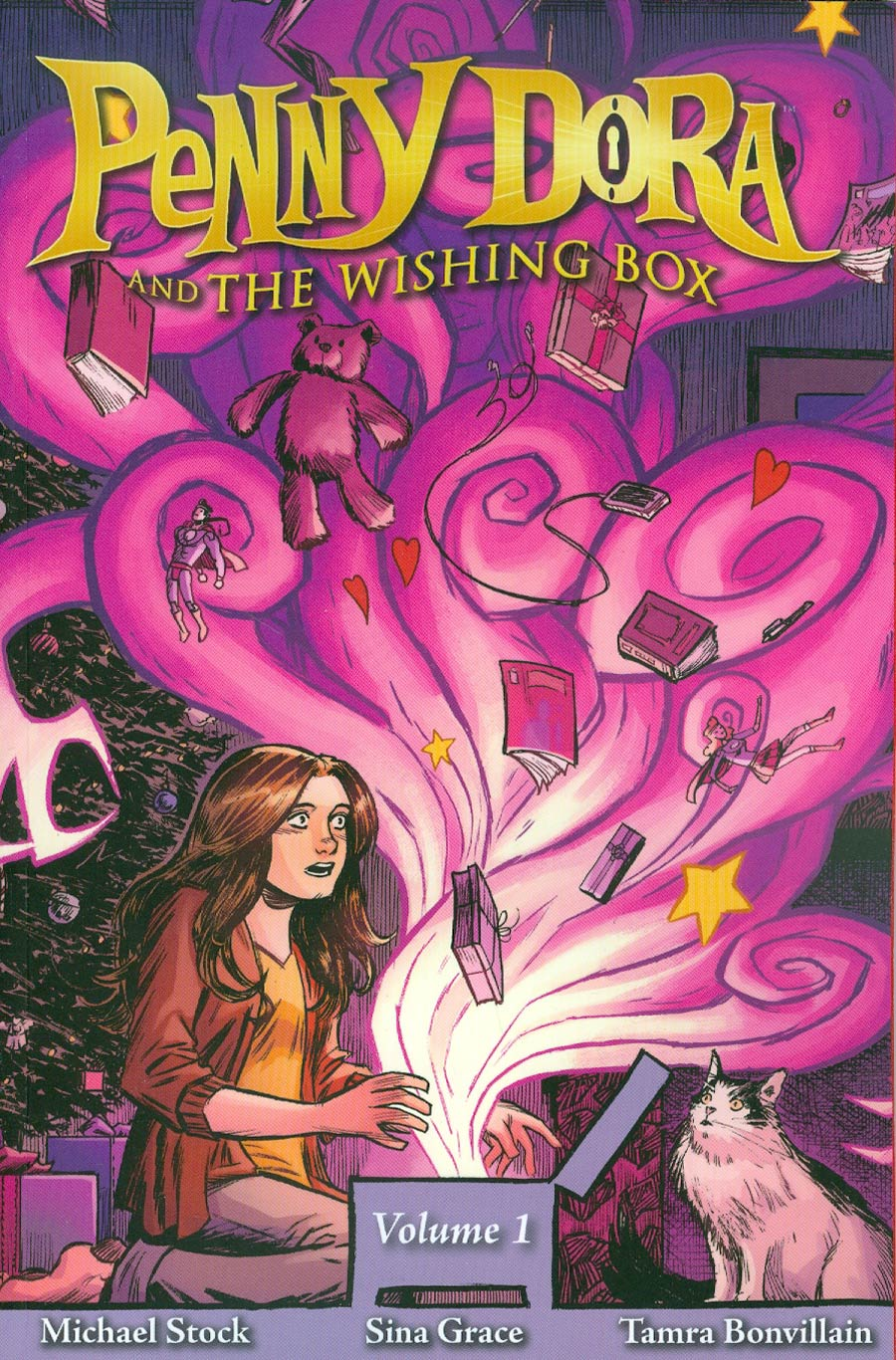 Penny Dora And The Wishing Box Vol 1 TP