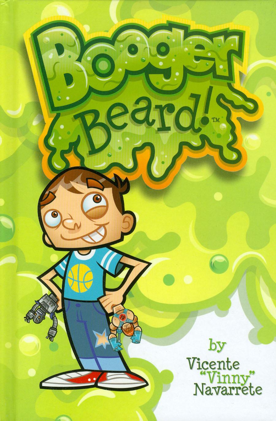 Booger Beard HC