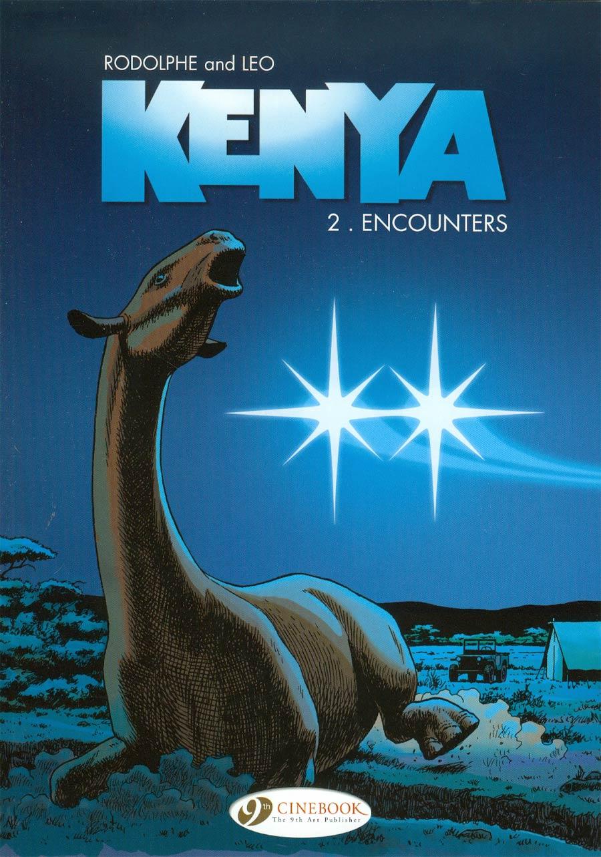 Kenya Vol 2 Encounters GN