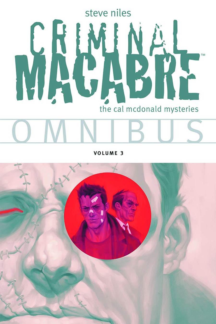 Criminal Macabre Omnibus Vol 3 TP