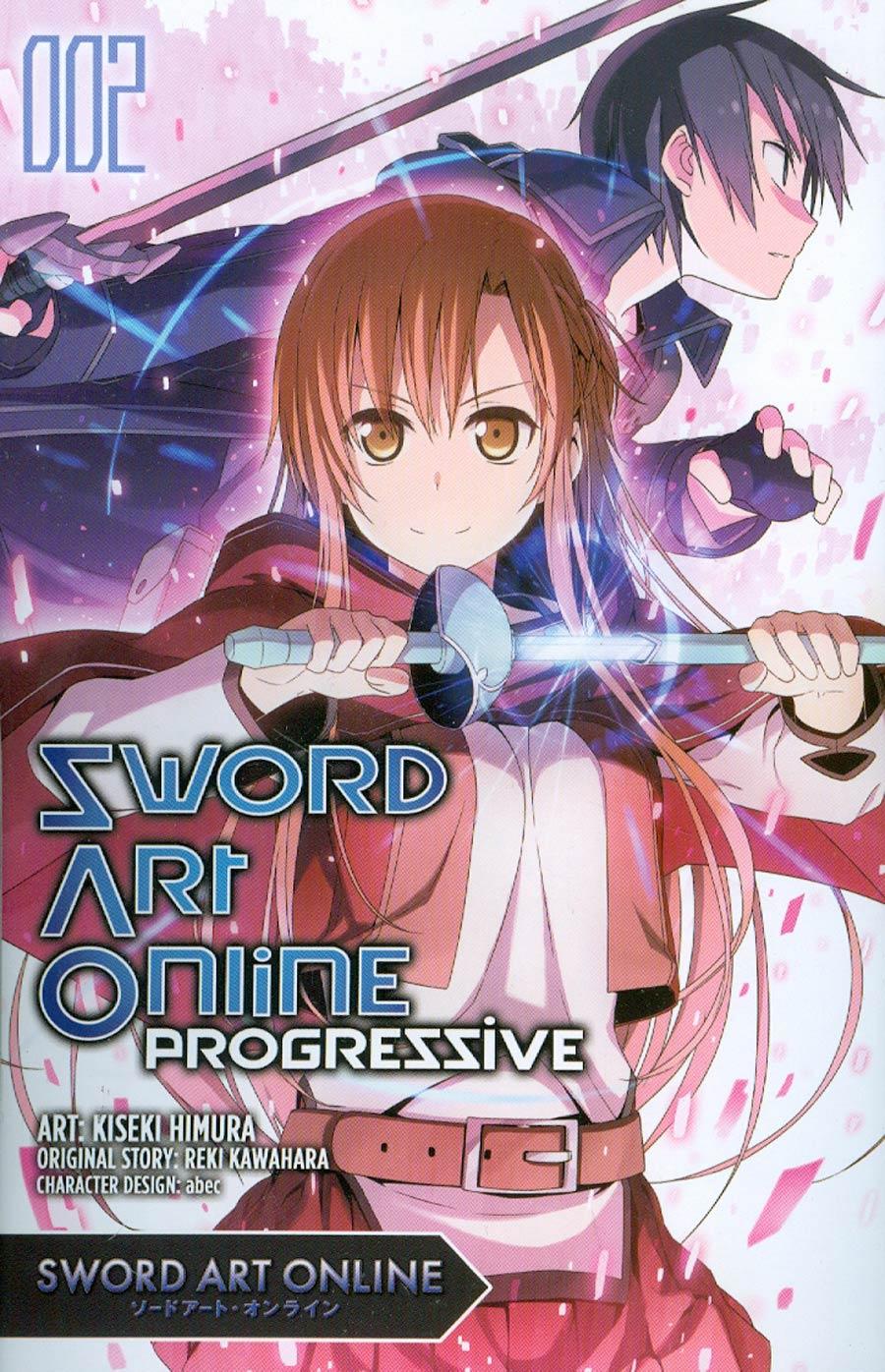 Sword Art Online Progressive Vol 2 GN