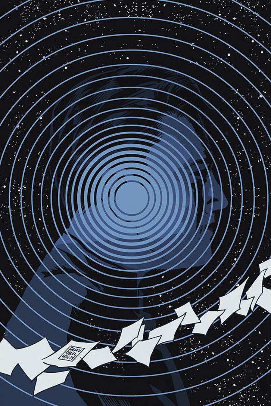 Twilight Zone Shadow & Substance #2 Cover F Incentive Francesco Francavilla Virgin Cover