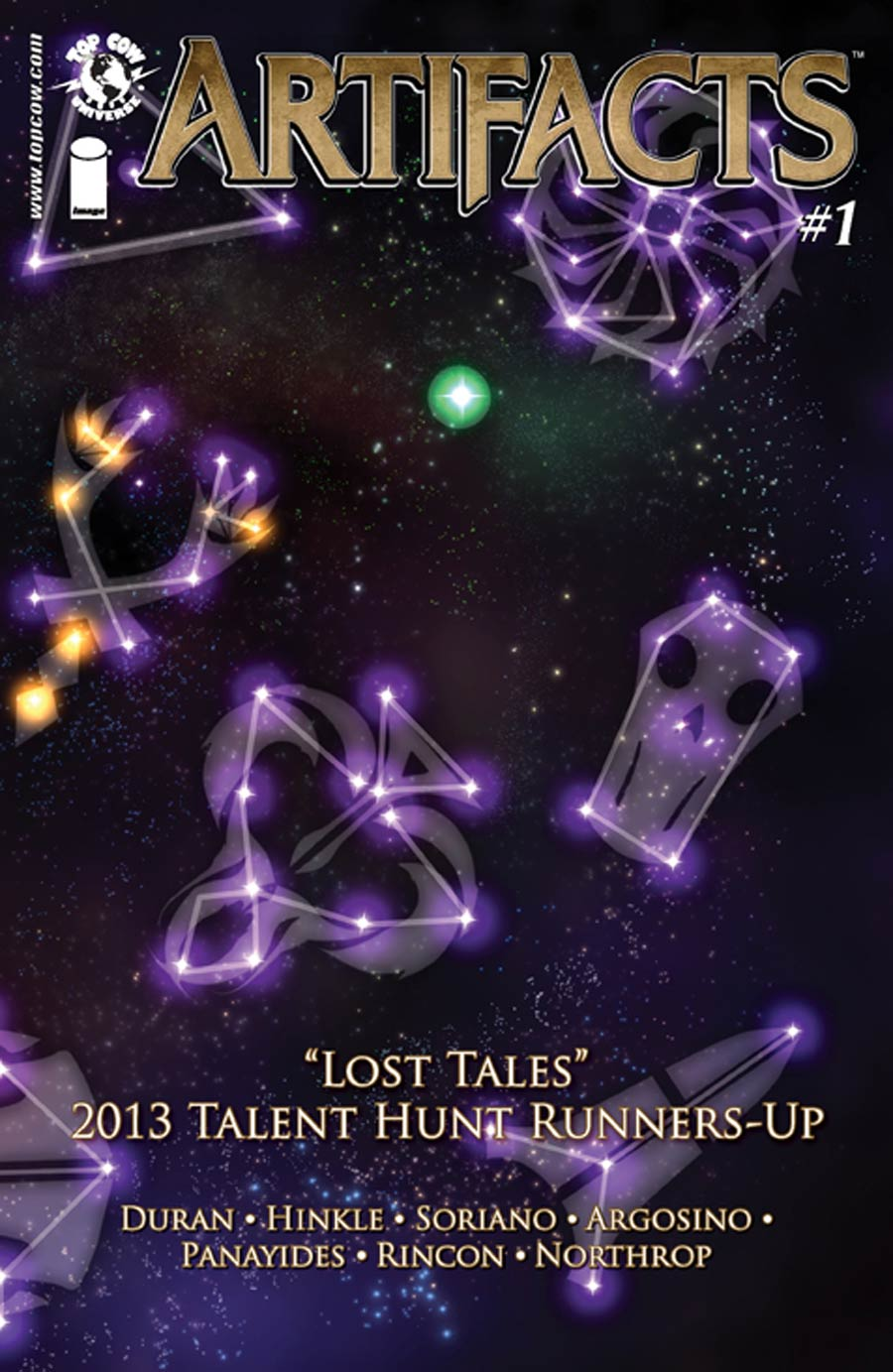 Artifacts Lost Tales #1