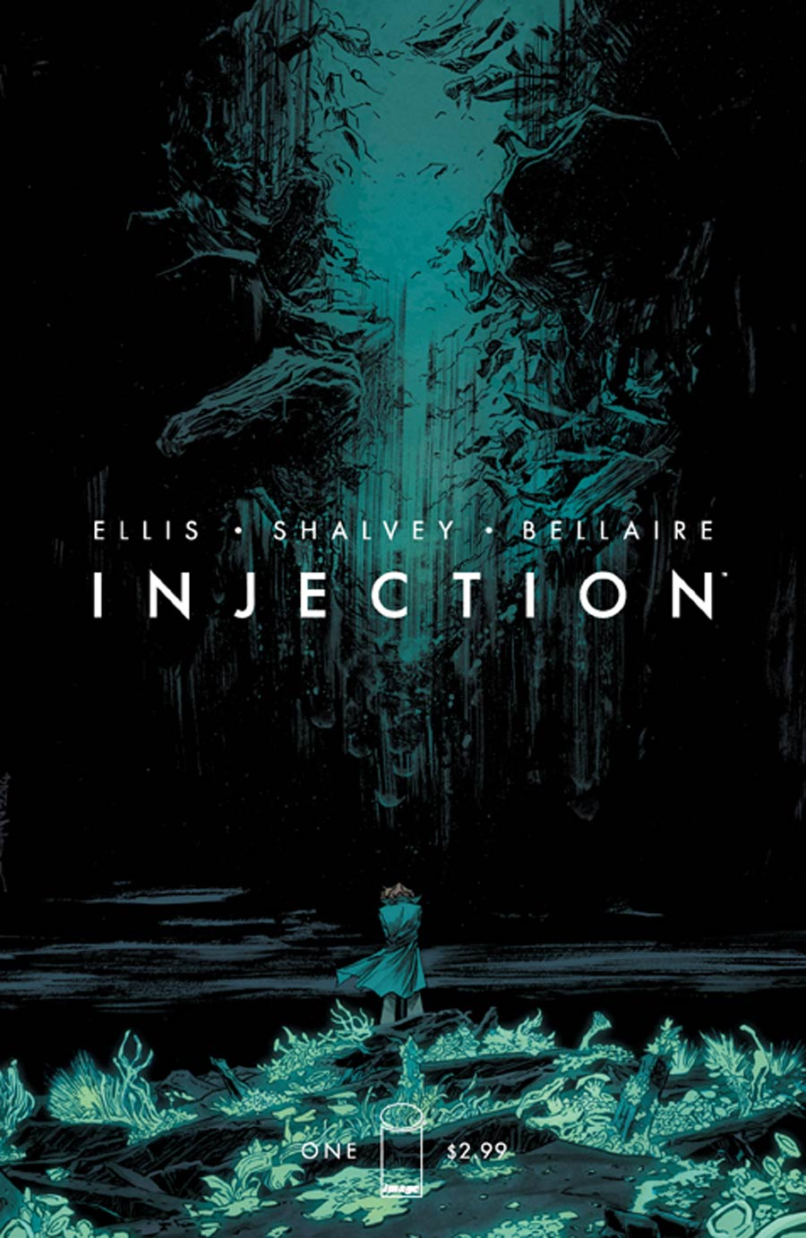 Injection #1 Cover A Declan Shalvey & Jordie Bellaire