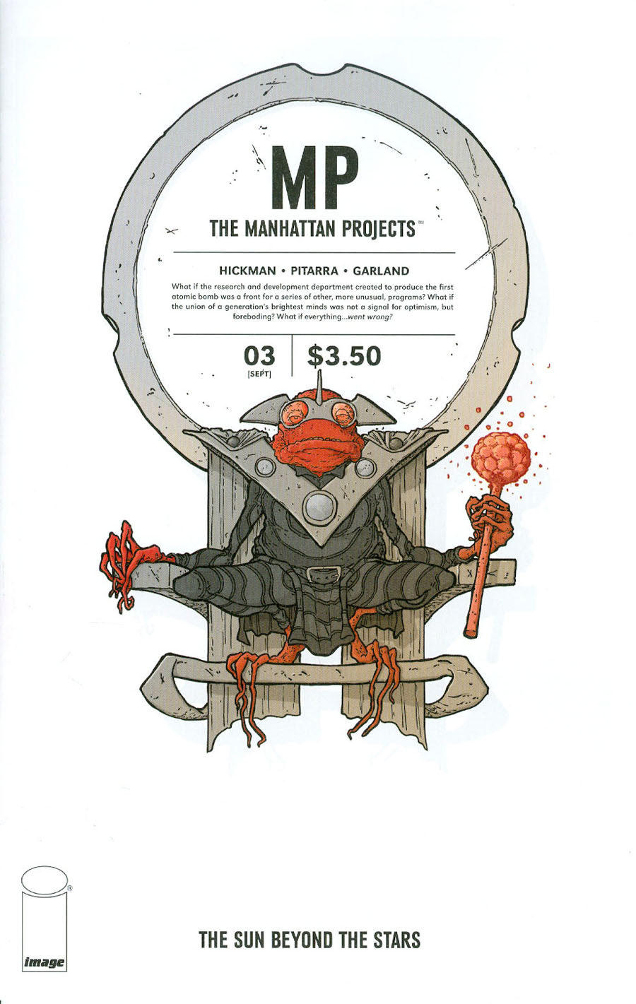 Manhattan Projects Sun Beyond The Stars #3