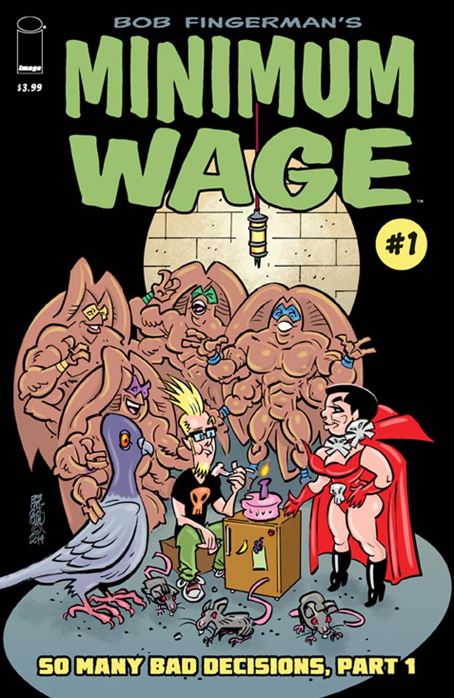 Minimum Wage So Many Bad Decisions #1