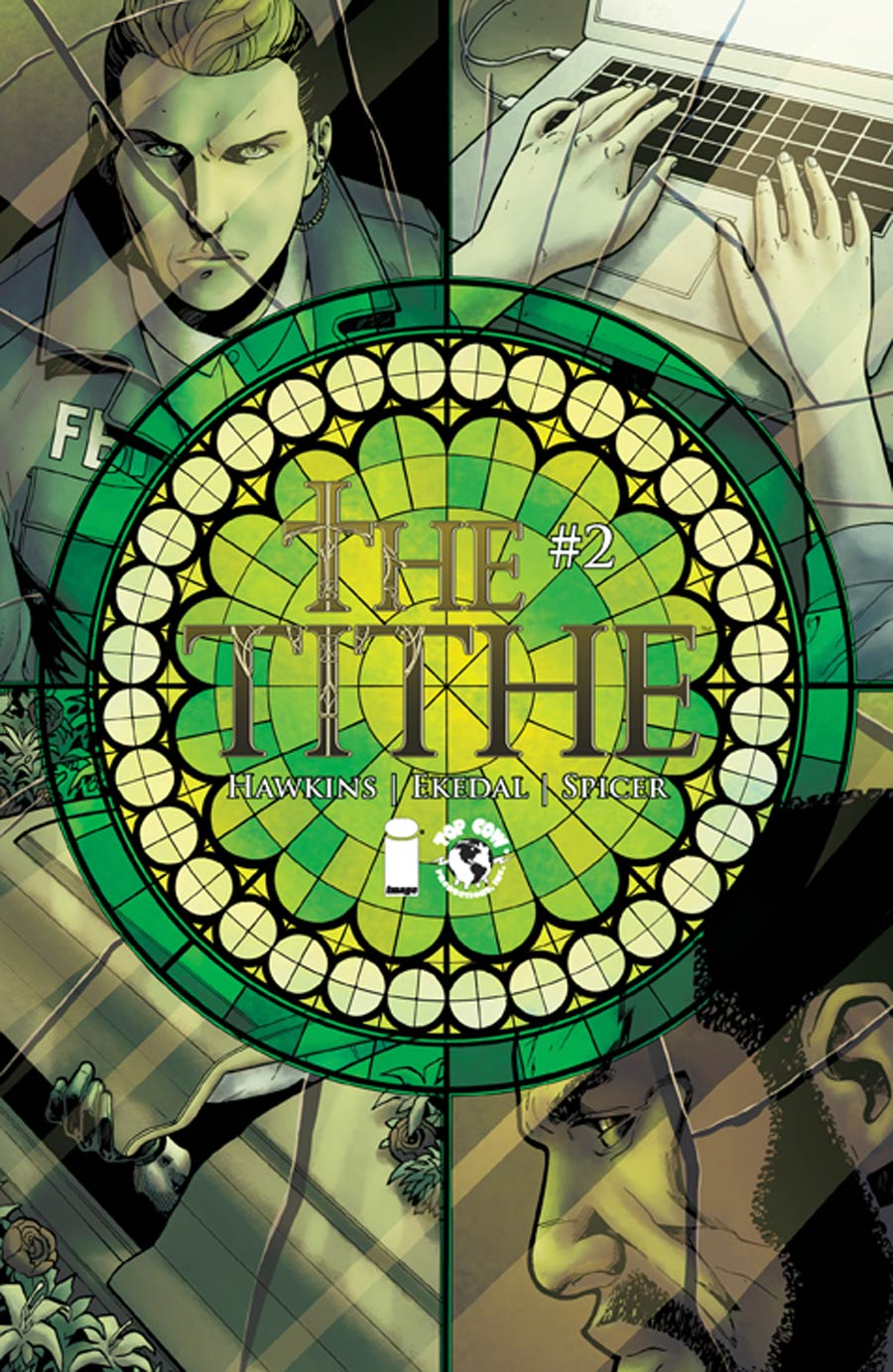 Tithe #2 Cover A Rahsan Ekedal
