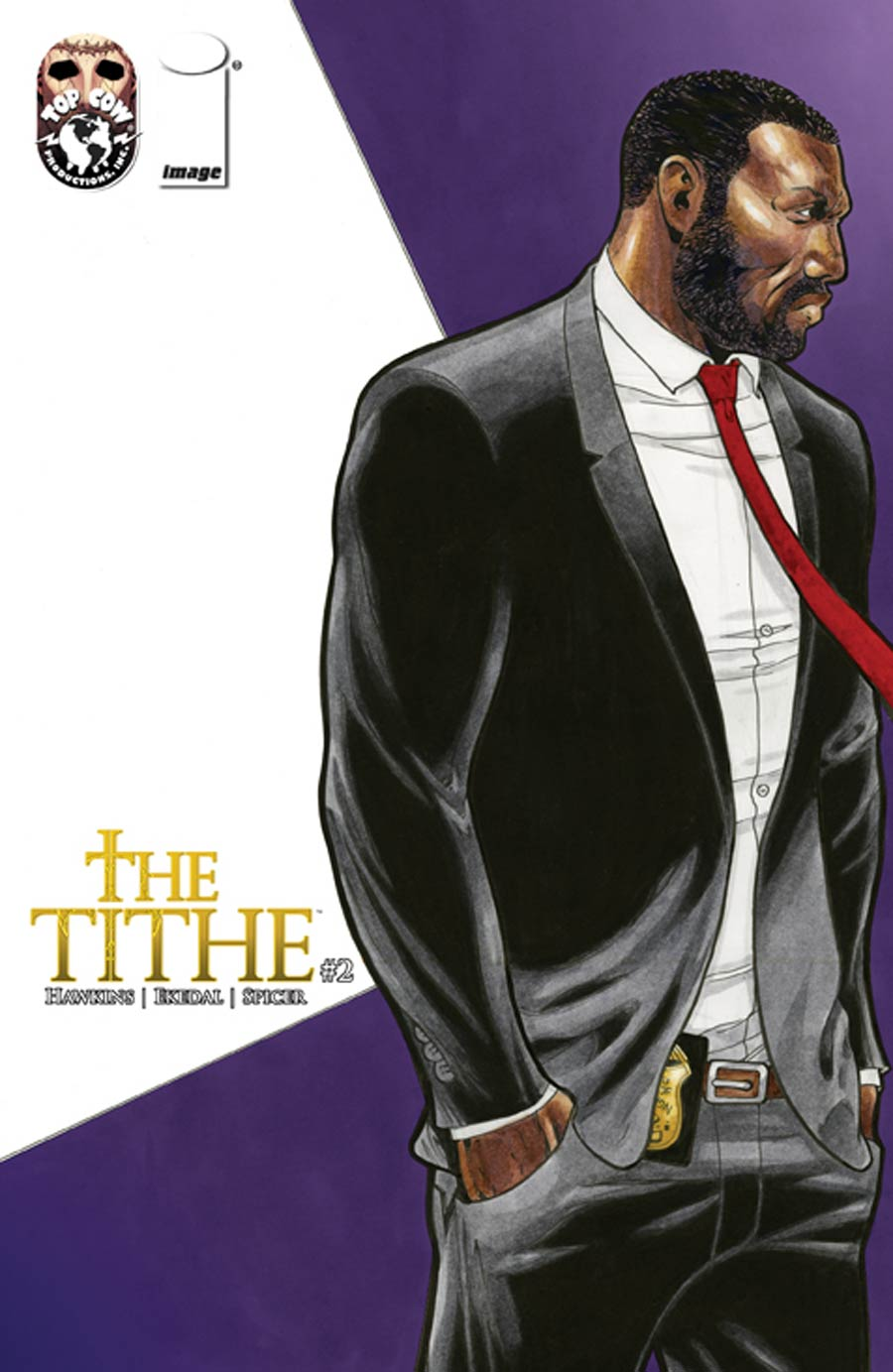 Tithe #2 Cover B Rahsan Ekedal