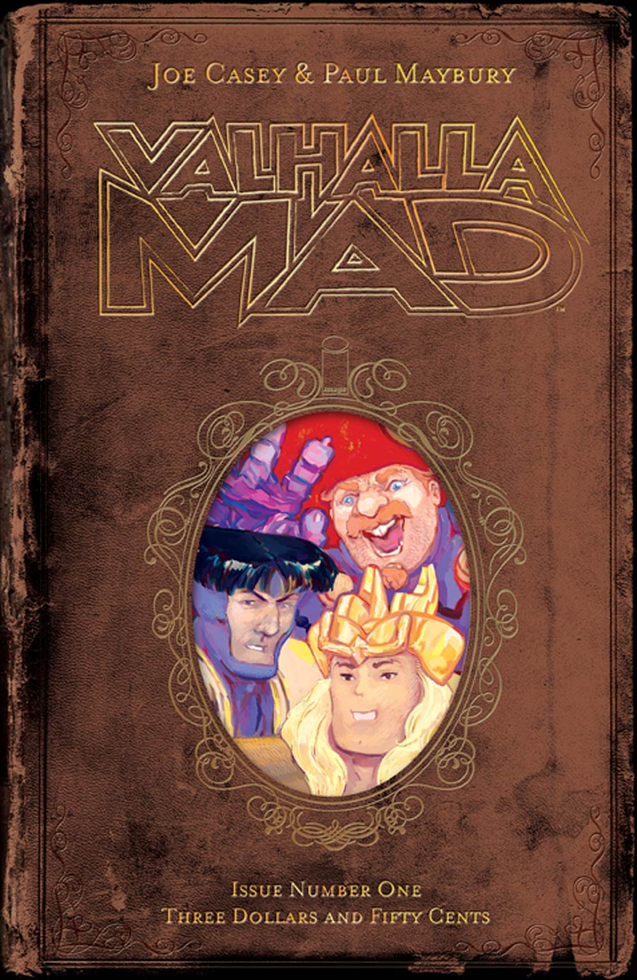 Valhalla Mad #1 Cover A Paul Maybury