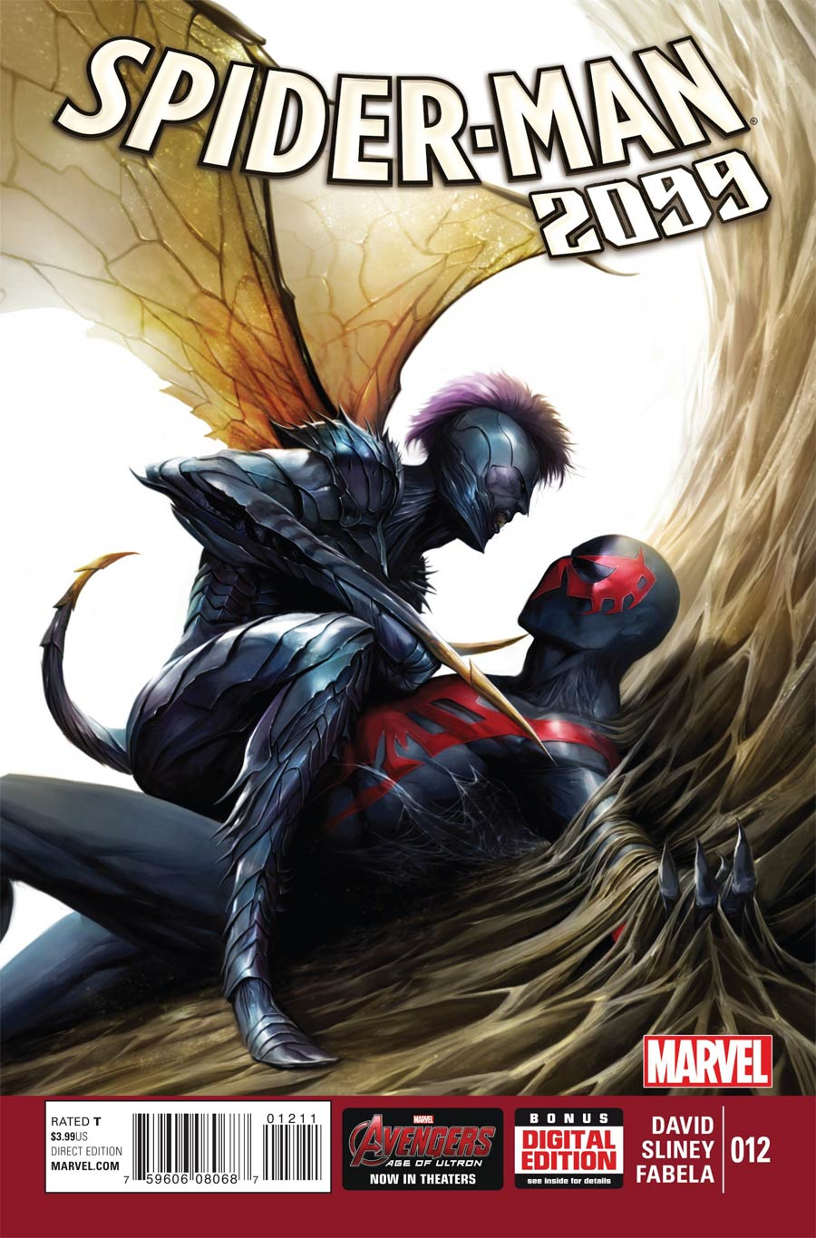 Spider-Man 2099 Vol 2 #12