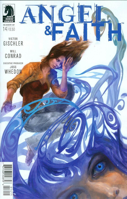 Angel And Faith Season 10 #14 Cover A Regular Scott Fischer Cover