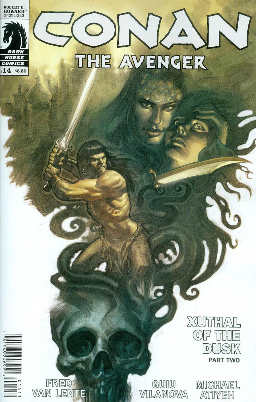 Conan The Avenger #14