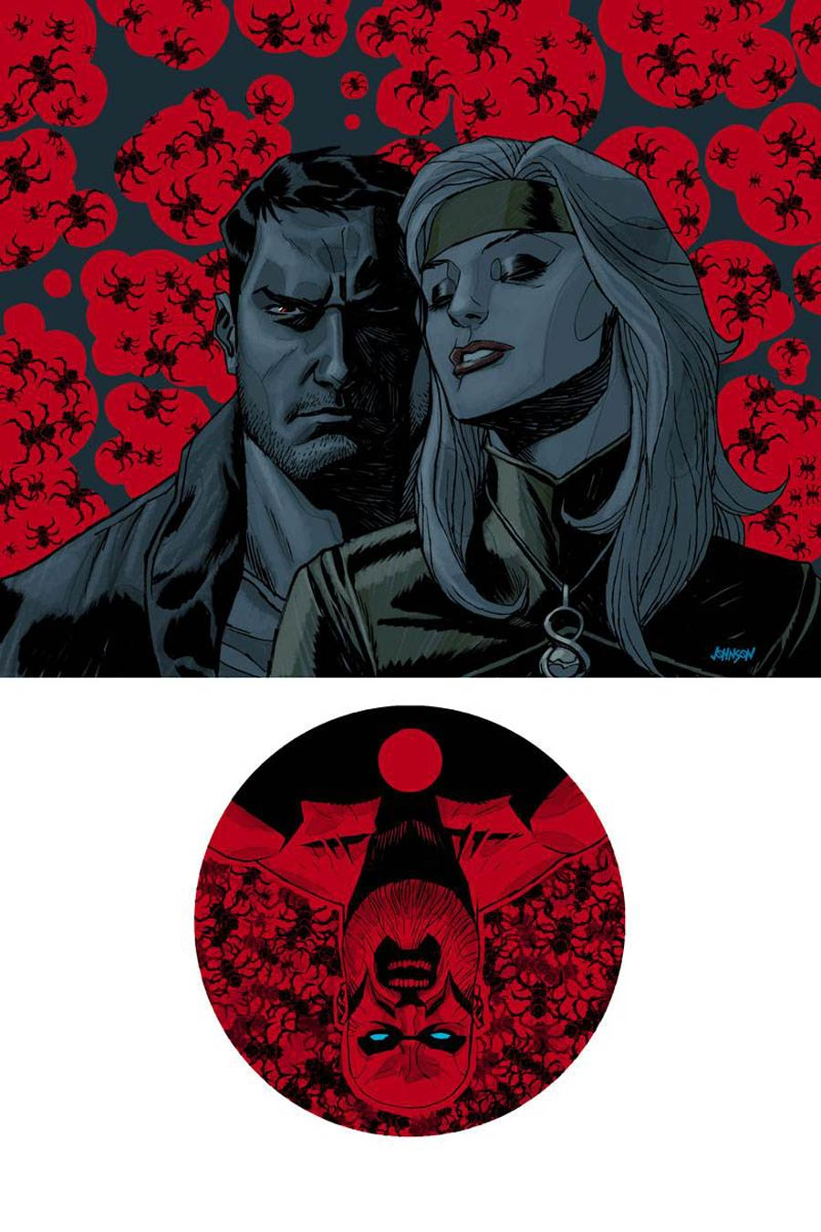 Bloodshot Reborn #2 Cover B Variant Dave Johnson Cover