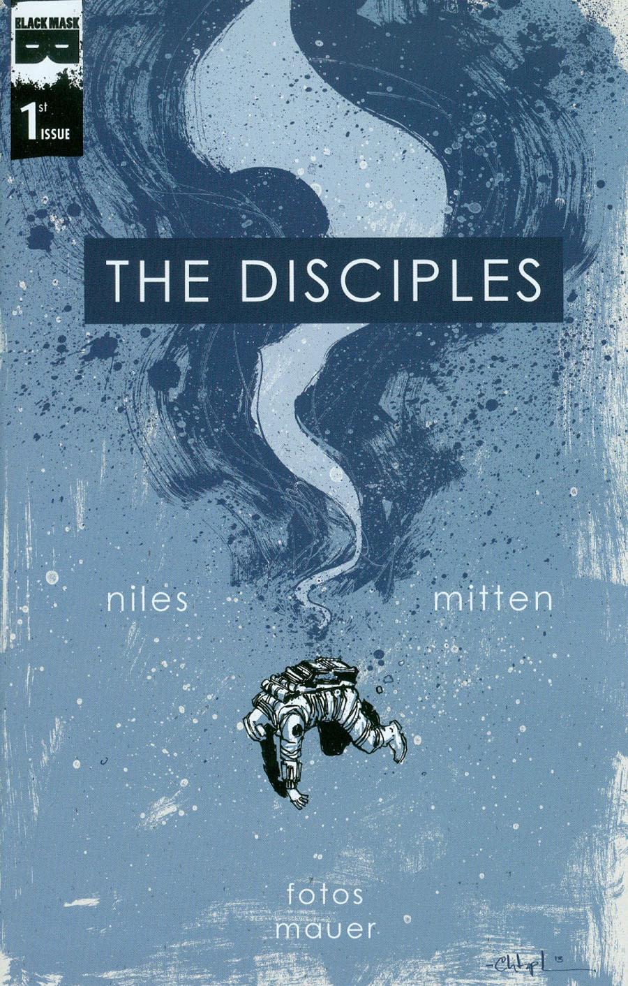 Disciples (Black Mask Comics) #1 Cover A 1st Ptg