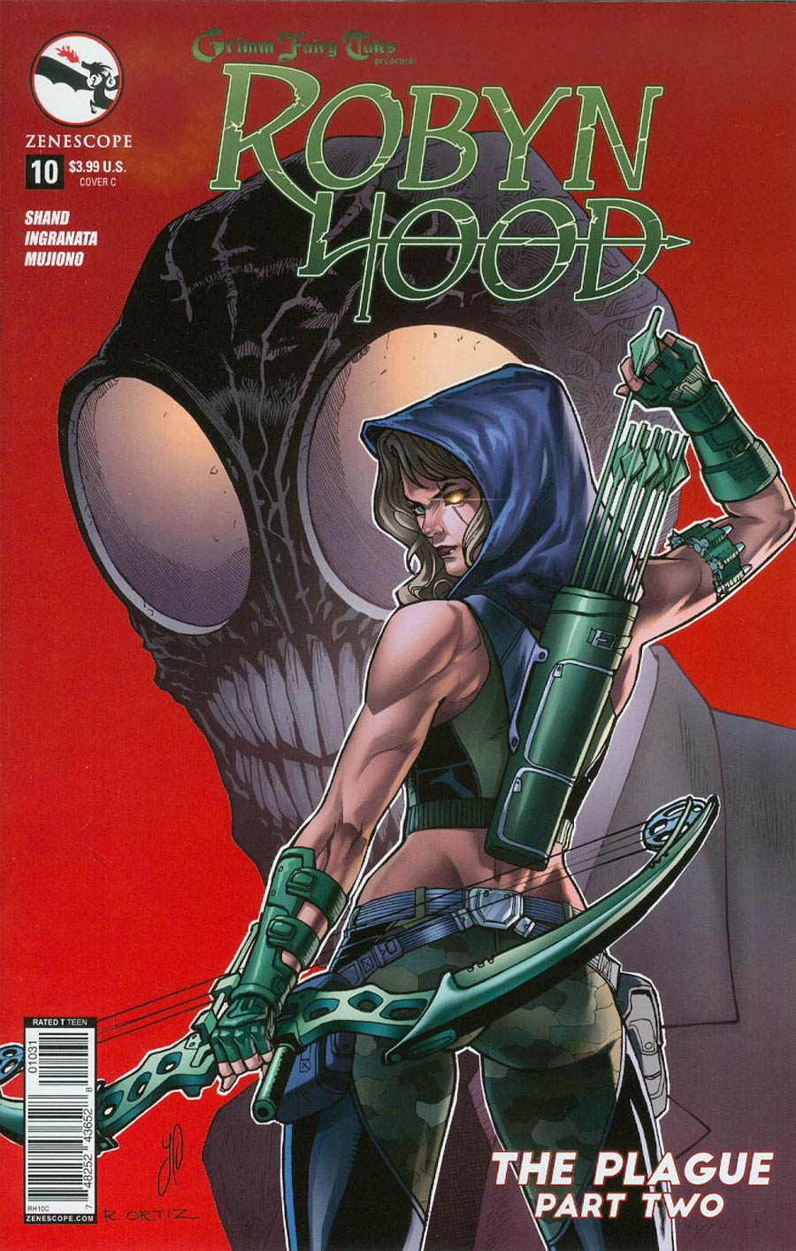 Grimm Fairy Tales V2 #10 Cover B