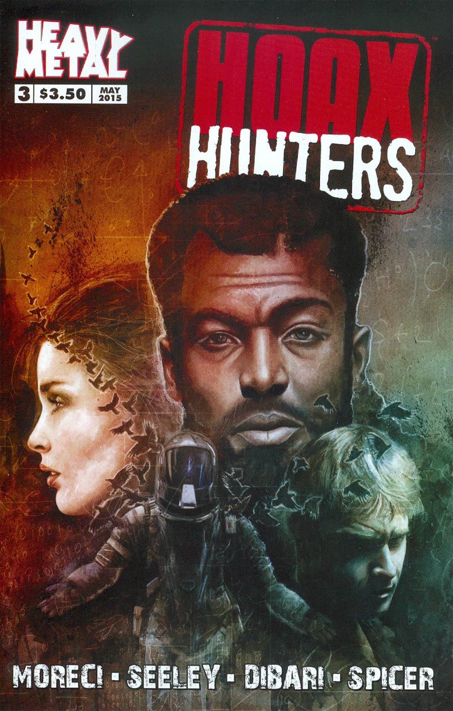 Hoax Hunters Vol 2 #3