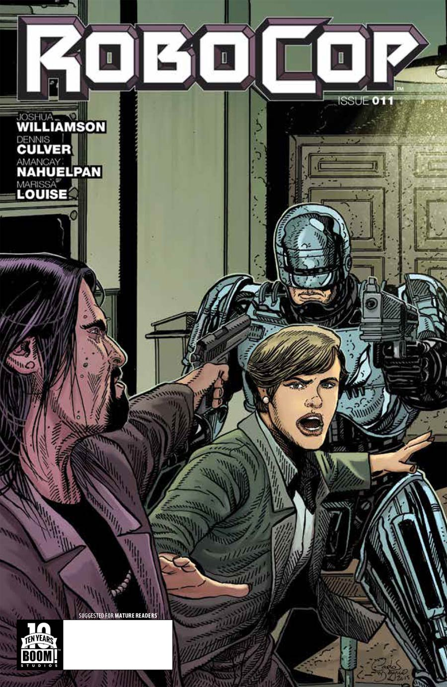 Robocop 2014 #11