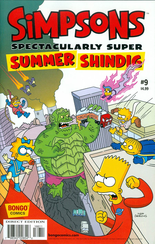 Simpsons Summer Shindig #9