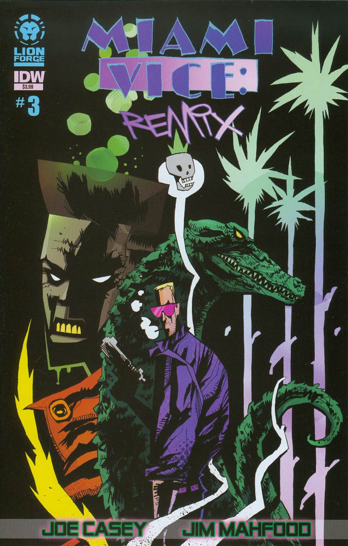 Miami Vice Remix #3