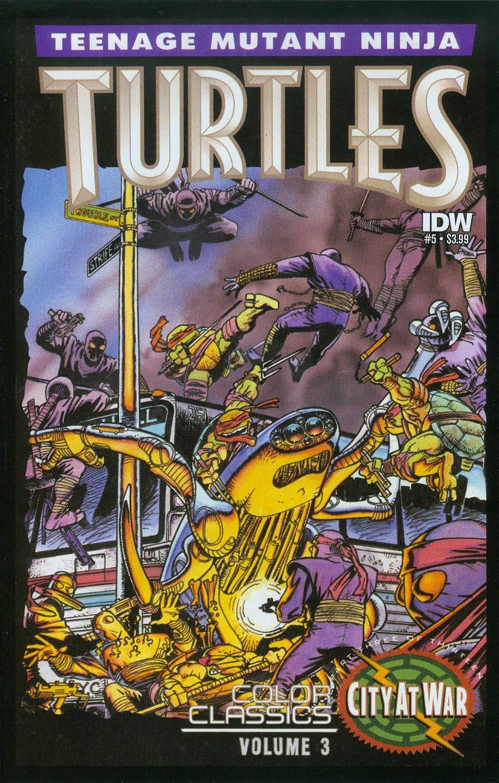 Teenage Mutant Ninja Turtles Color Classics Vol 3 #5