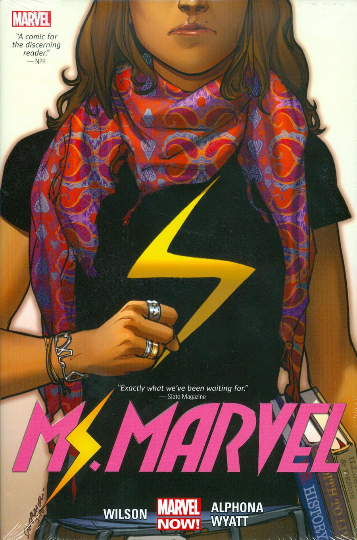 Ms Marvel (2014) Vol 1 HC