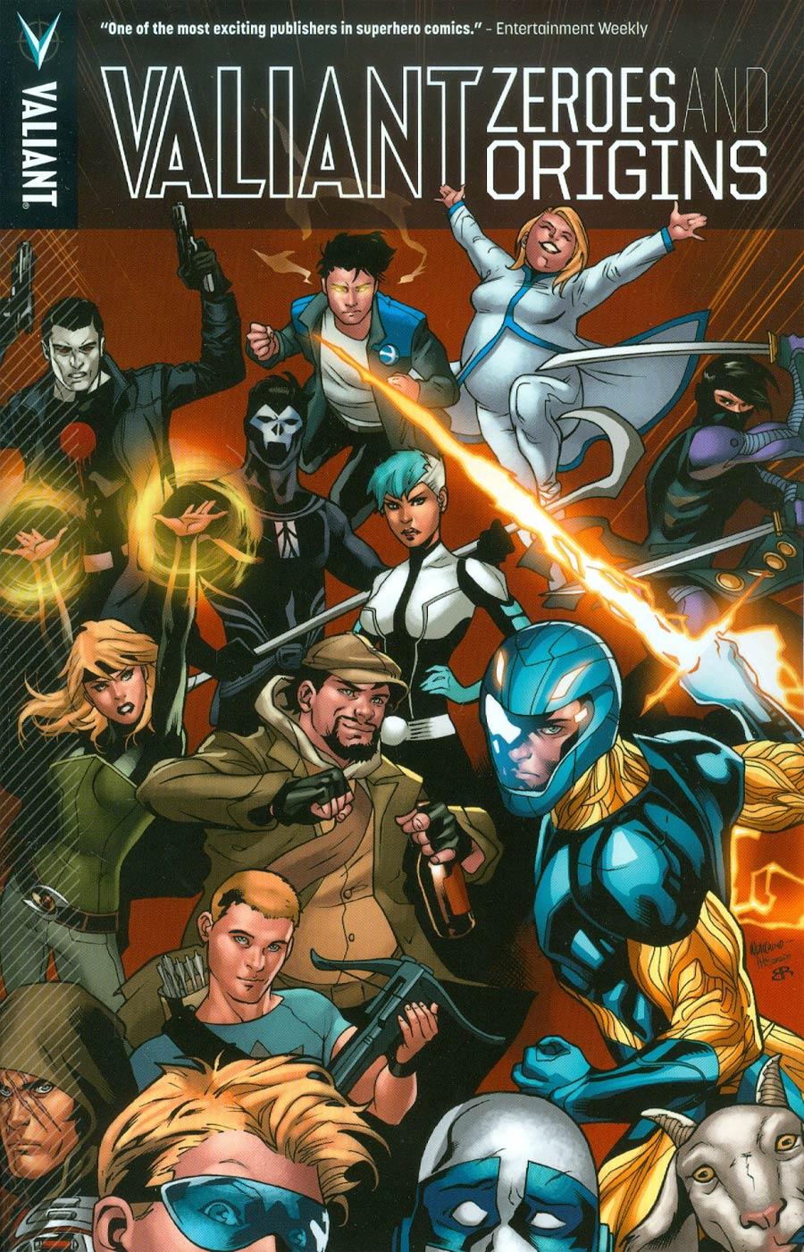 Valiant Zeroes & Origins Vol 1 TP