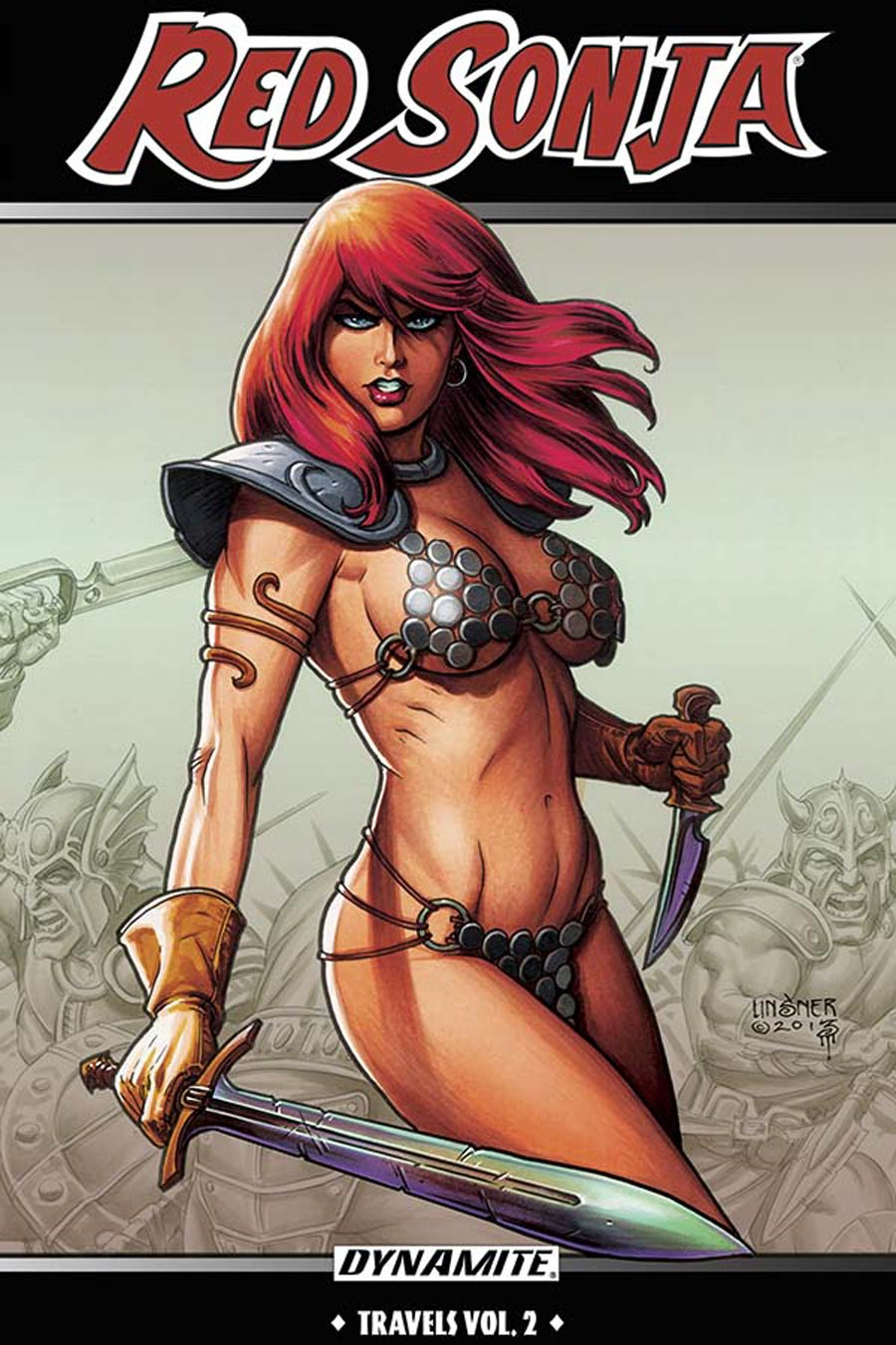 Red Sonja Travels Vol 2 TP