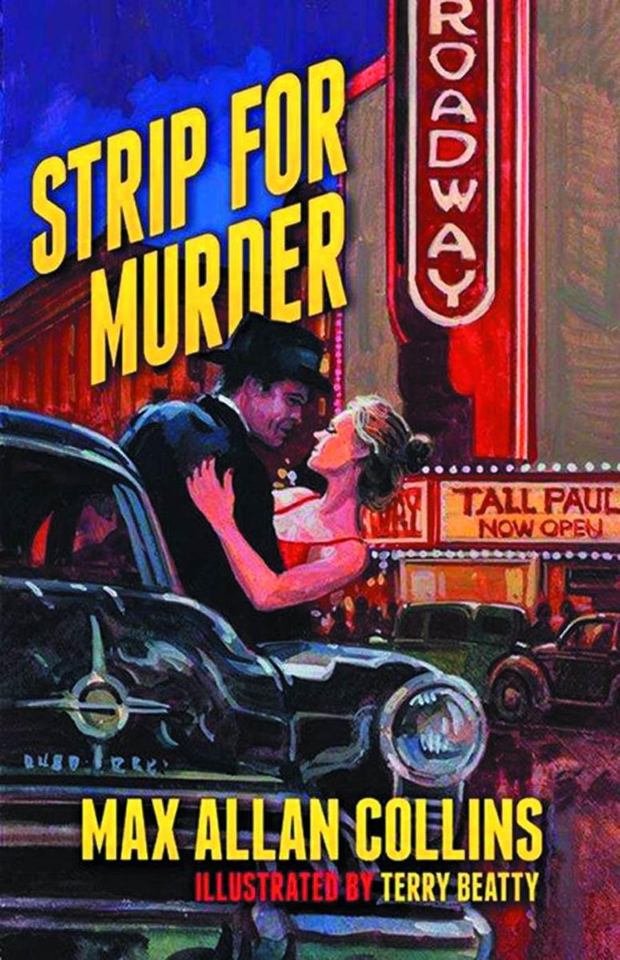 Strip For Murder TP