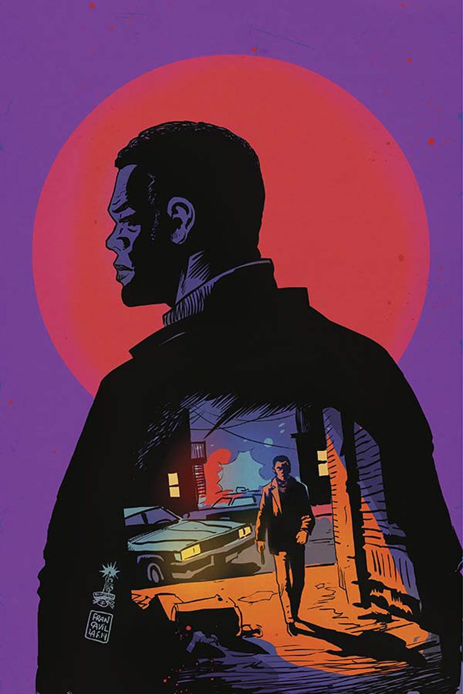 Shaft #4 Cover F Incentive Francesco Francavilla Virgin Cover