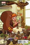 Unbeatable Squirrel Girl #3 Cover B Variant Women Of Marvel Cover