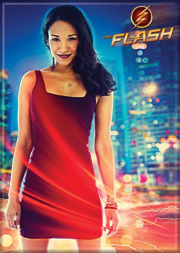 DC Comics 2.5x3.5-inch Magnet - Flash TV Iris West (71555DC)