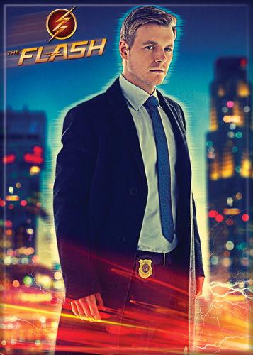 DC Comics 2.5x3.5-inch Magnet - Flash TV Eddie Thawne (71556DC)
