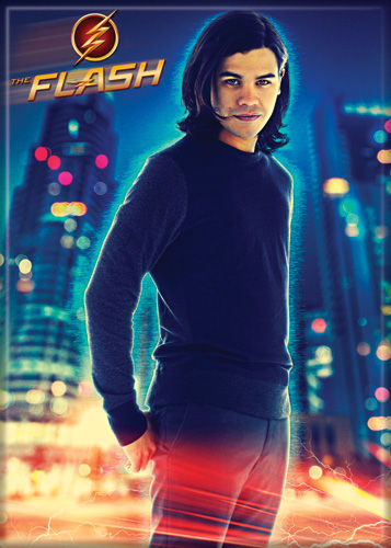 DC Comics 2.5x3.5-inch Magnet - Flash TV Cisco Ramon (71557DC)