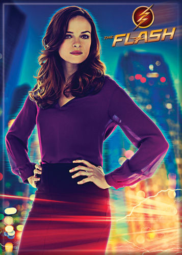 DC Comics 2.5x3.5-inch Magnet - Flash TV Caitlyn Snow (71558DC)