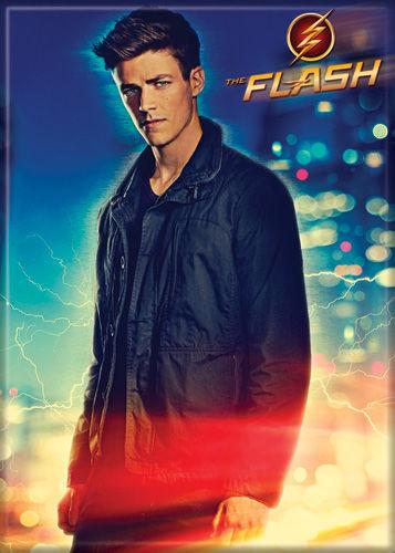 DC Comics 2.5x3.5-inch Magnet - Flash TV Barry Allen (71559DC)